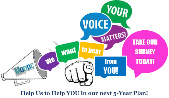 We want to hear from you! your voice matters take our survey today!