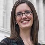 Robyn Schelp smiling